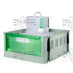 Plastové púzdro so 6 prepravkami SECONDINO Art.203