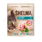 SHELMA Kitten Turkey 750g