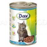 DAX Cat kúsky - ryba 415g