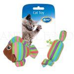 Hračka pre mačku CAT TOY Fish & Candle mix