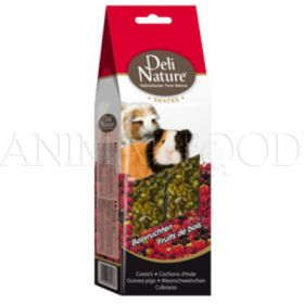 Deli Nature Guinea pigs forest fruits 80g