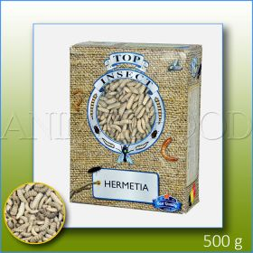 HERMETIA 500g / 1 liter