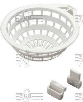 Hniezdo plastové košík Art.009