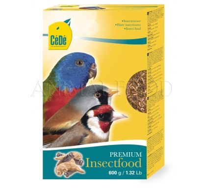 CéDé® Insect food 600g