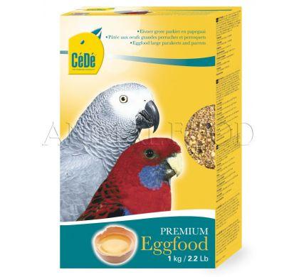 CéDé® Eggfood large parakeets and parrots 1kg
